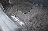 Коврики текстильные в салон Lexus в наличии и под заказ