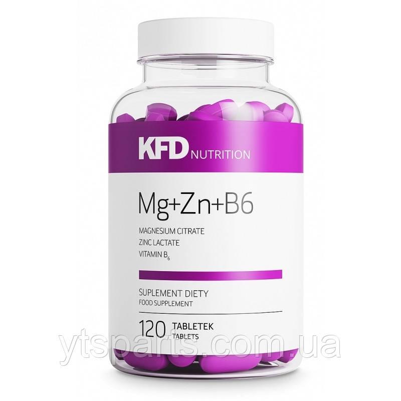 KFD Mg+Zn+B6 120 tabl