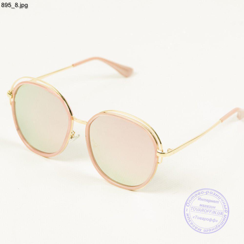 bbd9c108b916 Оптом цветные зеркальные очки - 895/2 - купить по лучшей цене в ...