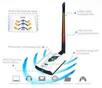 Беспроводной адаптер для усиления сигнала wi-fi Alfa AWUS052NHS