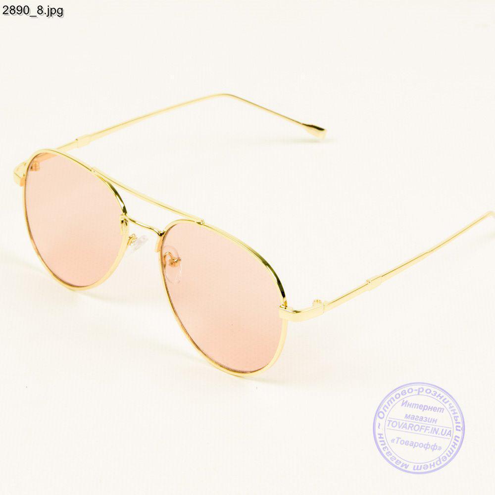 1a790e3755c2 Оптом очки с розовыми стеклами - 2890 2 - купить по лучшей цене в ...