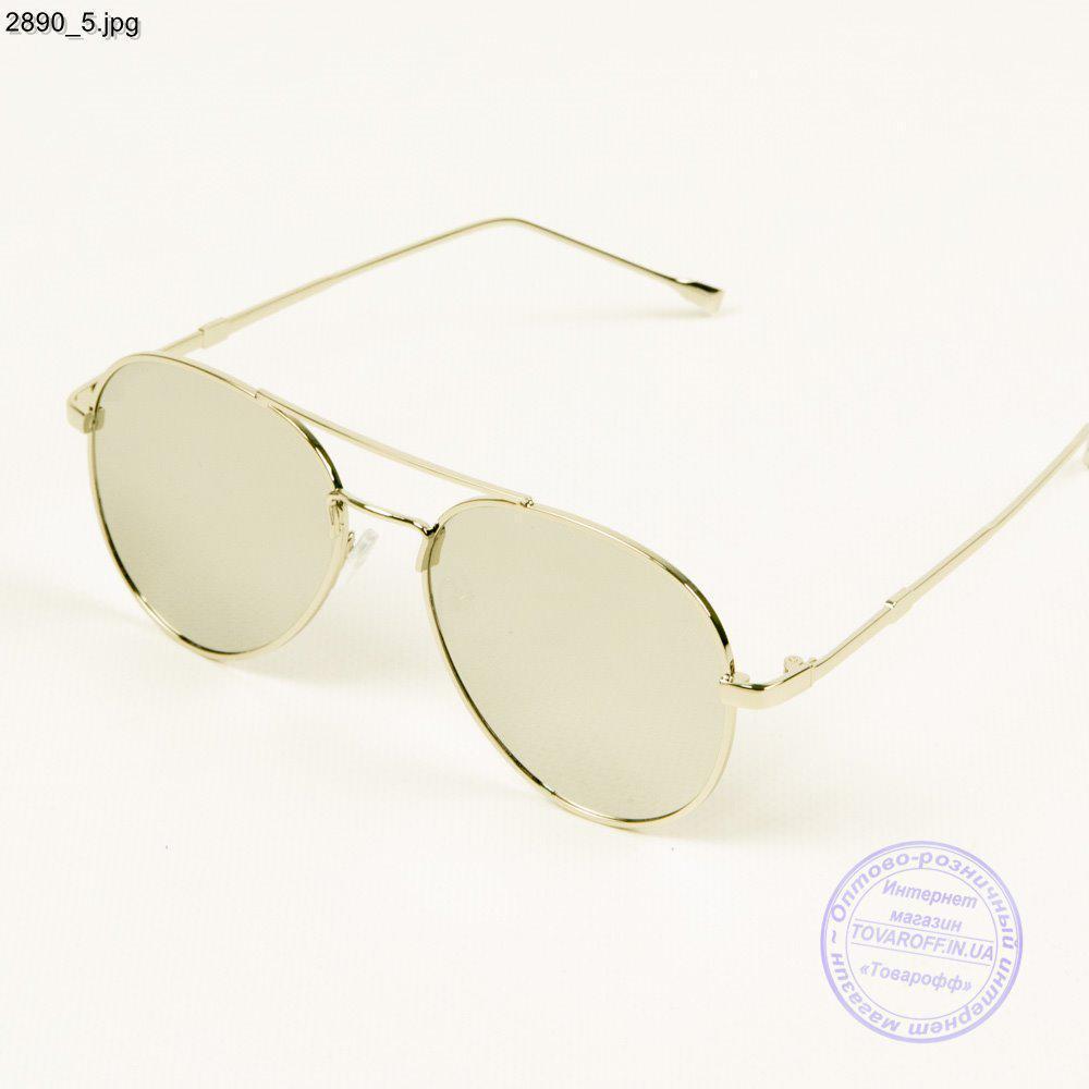 f3af9187da54 Оптом очки Авиатор зеркальные - 2890 1 - купить по лучшей цене в ...