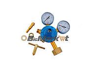 Редуктор с манометром кислородный - БКО-50-5 (25 МПа) алюминий