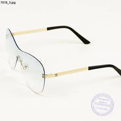 Оптом модные очки Chanel - 7018, фото 2