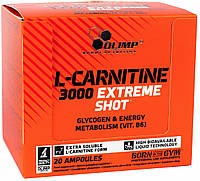 OLIMP L-Carnitine 3000 Extreme Shot 20х25ml