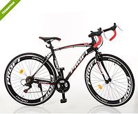 Спортивный  велосипед 28 дюймов EB48 MOVE A700C-1 черно-красный ***