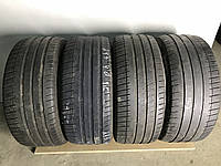 Шины бу лето 245/40R18 93Y Michelin PilotSport3 4шт 4мм