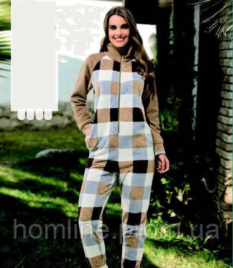 Женская домашняя одежда комбинезон Dika 4628 L
