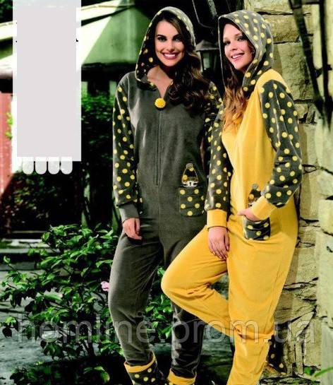Женская домашняя одежда комбинезон Dika 4633 S