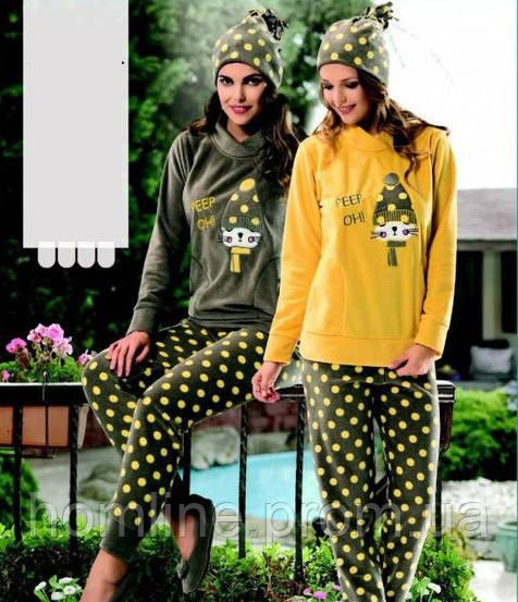 Женская домашняя одежда Dika 4638 XL