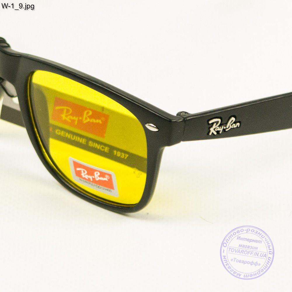 Оптом очки Ray-Ban Wayfarer унисекс - W1 3 - купить по лучшей цене в ... 6df02a75307c3