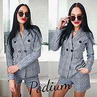 Костюм Размеры - с и м Ткань - коттон , пиджак на подкладке. (1089)