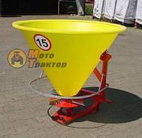 Разбрасыватель удобрений Jar-Met 500 Польша (пластик), фото 1