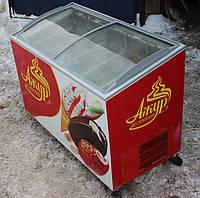 Морозильный ларь UGUR UDD 400 SCEB, 325 л. Бу, фото 1