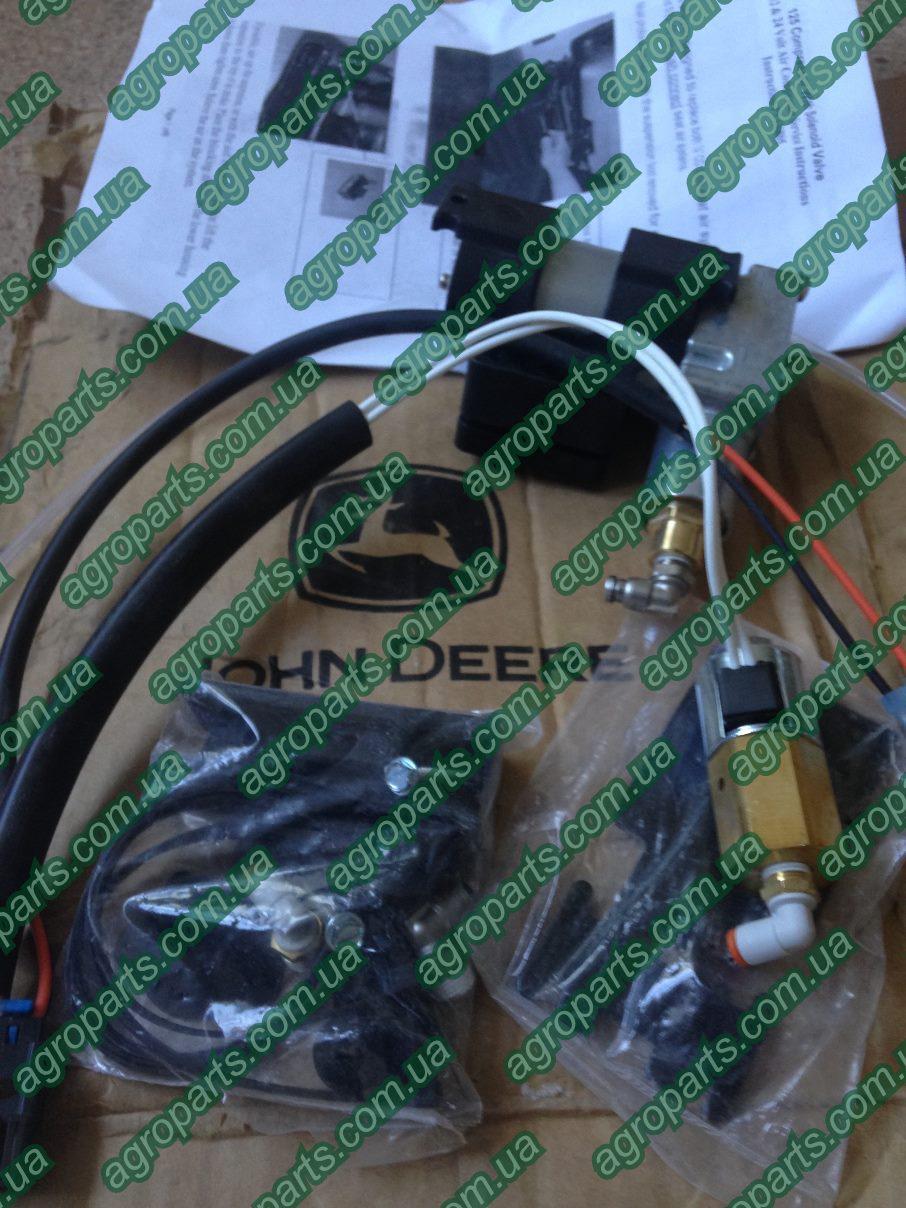Набор RE331285 компрессора RE52549 р.к. сиденья COMPRESSOR KIT з/ч John Deere RE201420