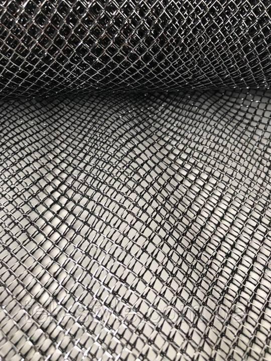 Сетка металик стрейч
