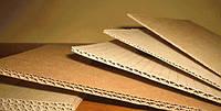 Картонный лист для трансортировки Асбокартона