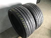 Шины бу лето 245/40R18 97Y Dunlop Sport Maxx 2шт 4мм