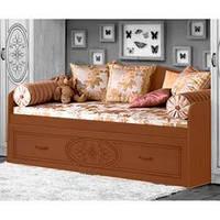 Кровать двухместная Василиса. Мебель для детской комнаты.