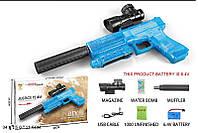 Пистолет аккум. G910C 36шт2 гелевые пули, в коробке 34521,5 см
