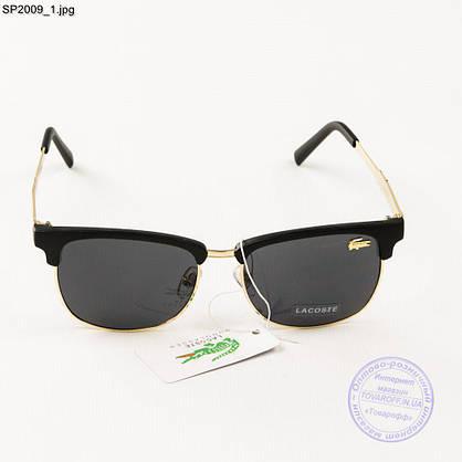 Оптом брендовые женские солнцезащитные очки Lacoste (реплика) - SP-2009, фото 2