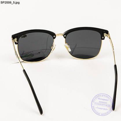Оптом брендовые женские солнцезащитные очки Lacoste (реплика) - SP-2009, фото 3
