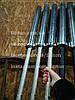 Олимпийский оцинкованный  гриф 2.2 м