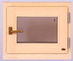 Окно для бани/сауны