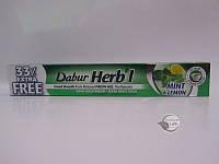 Зубная паста на травах Дабур фреш- гель