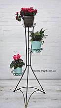 Кована підставка для квітів Башта 3