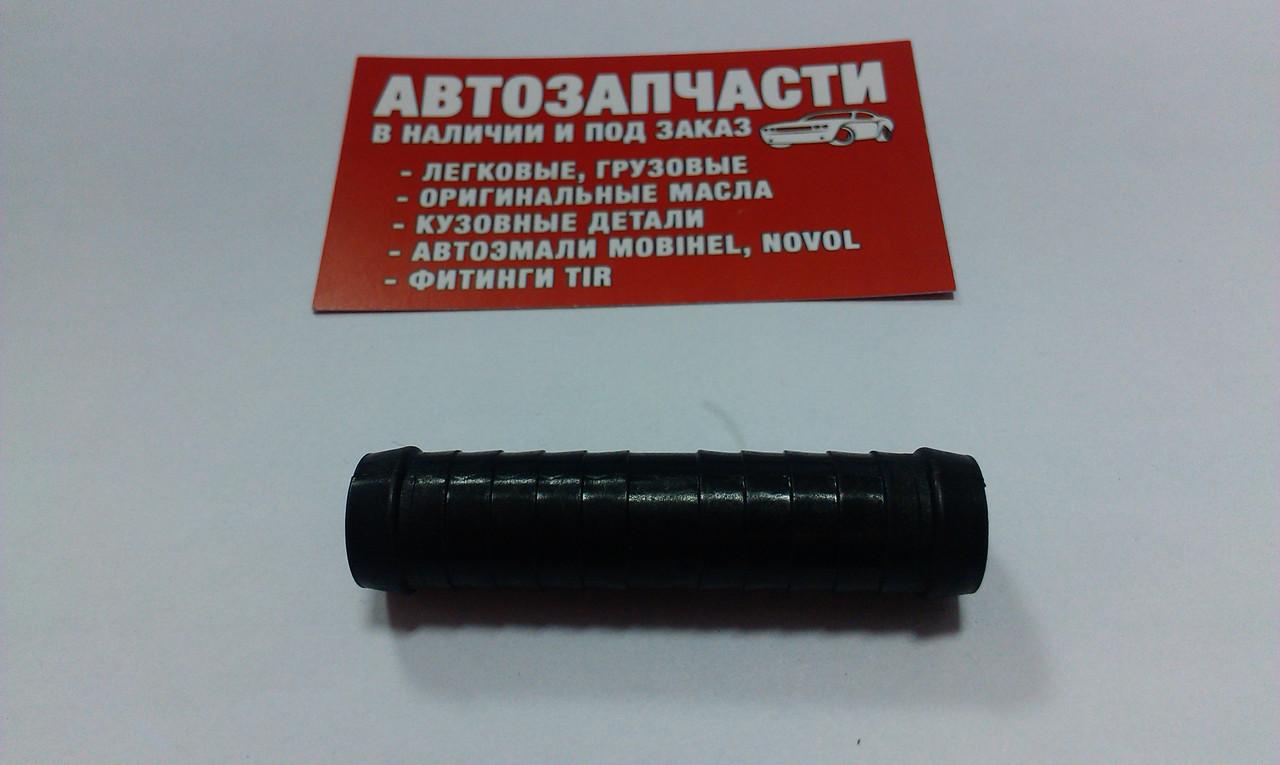 Соединитель шланга Д=6пластиковый пр-во Турция