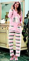 Женская домашняя одежда Dika 4718 M
