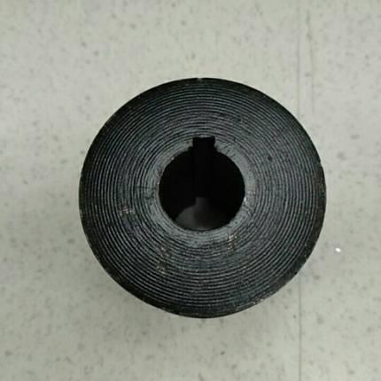 Шкив коленвала 2-х ручейный под Ø19 мм 168F, 170F, фото 2