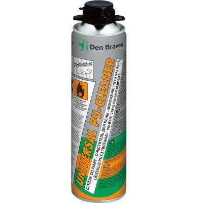 Очищувач піни Den Braven Універсальний PU-Cleaner 500мл