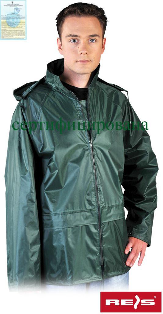 Куртка водостійка (дощовик водонепроникний) KPNP Z