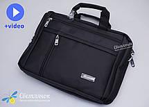 Сумка для ноутбука 15,6 черная, фото 2