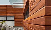 Декоративно-защитная обработка деревянных фасадов