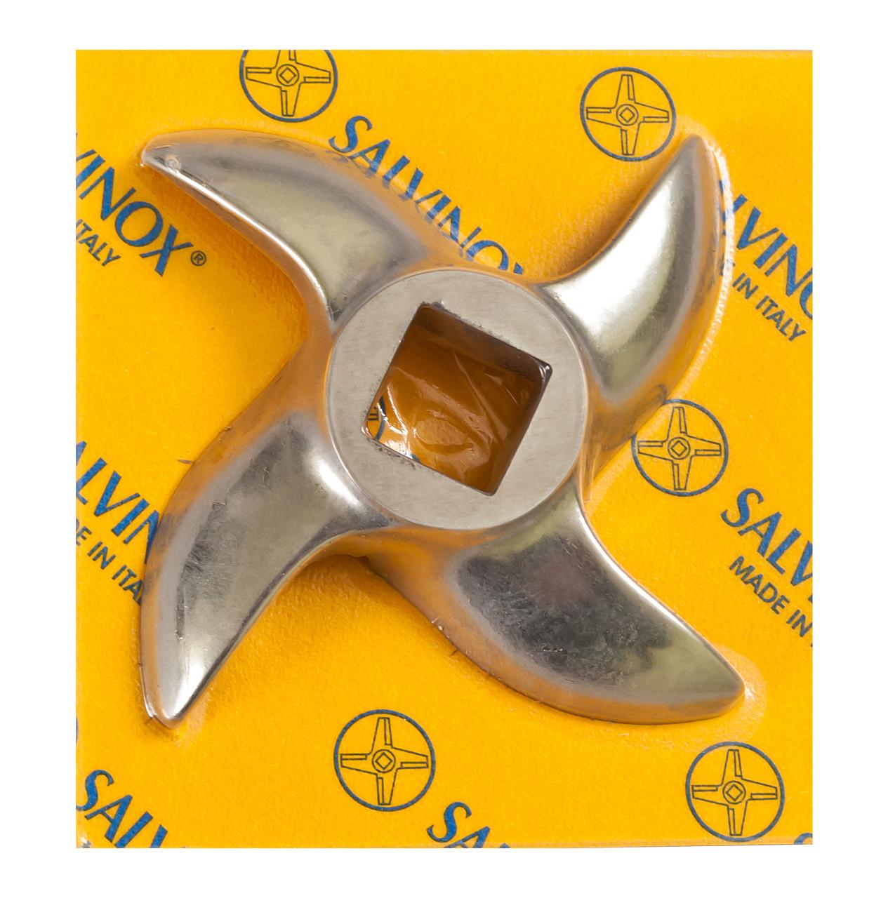 Нож для мясорубки мод.32 (система Enterprise) Salvinox/Salvador универсальный