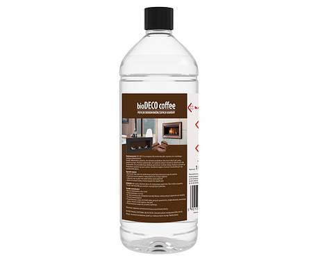 Топливо для биокаминов,1 литр запах кофе, фото 2