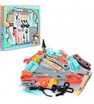 Набор инструментов 44х39 см клещи, ключ, молоток, пила, ножницы… , 882-2-4, 007009
