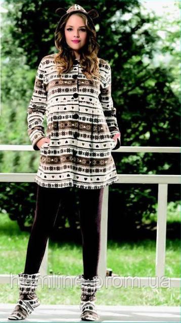 Женская домашняя одежда Dika 4665 XL