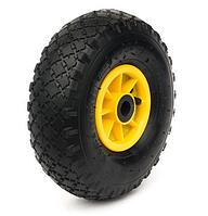 Колесо пневматическое диаметр 260 мм, 4х слойная шина
