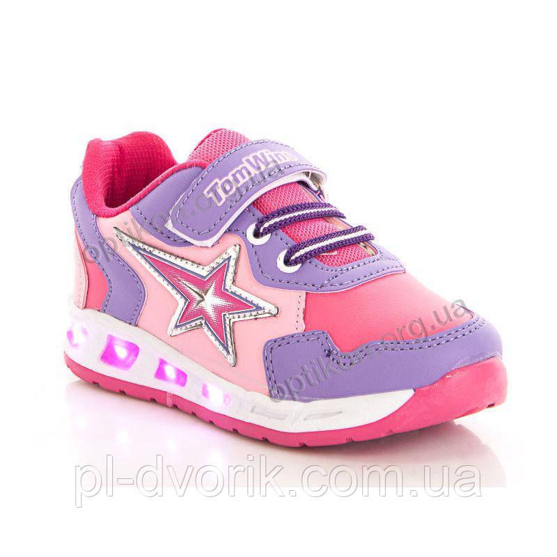 876f0558 Кроссовки детские LED 01407P Бренд: cinar Размер обуви: 26-30 ...