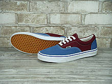 Мужские кеды Vans ERA Dark Rose/Blue Line, Ванс Ера, фото 2