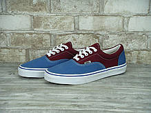 Мужские кеды Vans ERA Dark Rose/Blue Line, Ванс Ера, фото 3