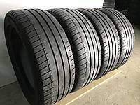 Шины бу лето 235/45R18 98Y Michelin PilotSport3 4шт 4мм