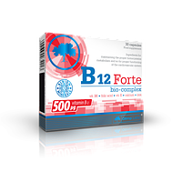 OLIMP B12 Forte 30 caps Олимп витамин б12