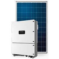 Huawei Сетевая солнечная станция 29,8 кВт