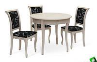 Столы кухонные из дерева из массива бука под заказ