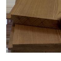 Имитация бруса термообработанная сосна 125*30*4000